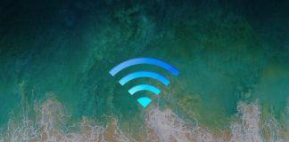 compartir contrasena wifi ios 11