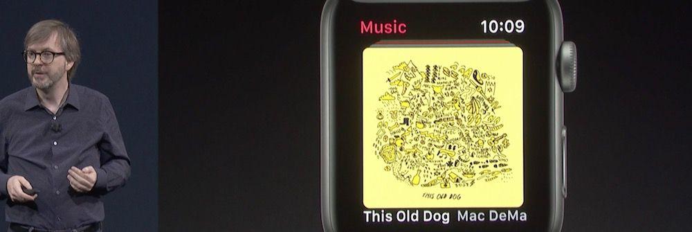 musica watchos 4