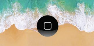boton home virtual iphone