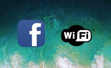 buscar redes WiFi cercanas Facebook