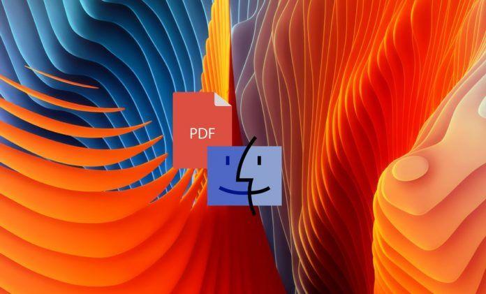 como crear pdf en mac con imagenes