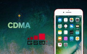iphone soporta cdma y gsm