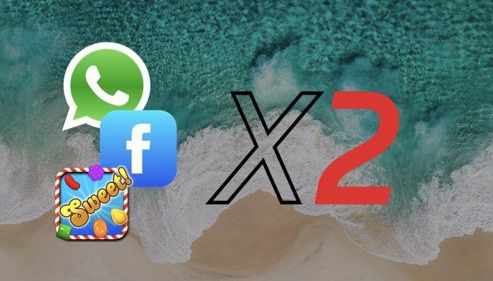 duplicar apps ios sin jailbreak