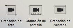 grabar pantalla parallels toolbox