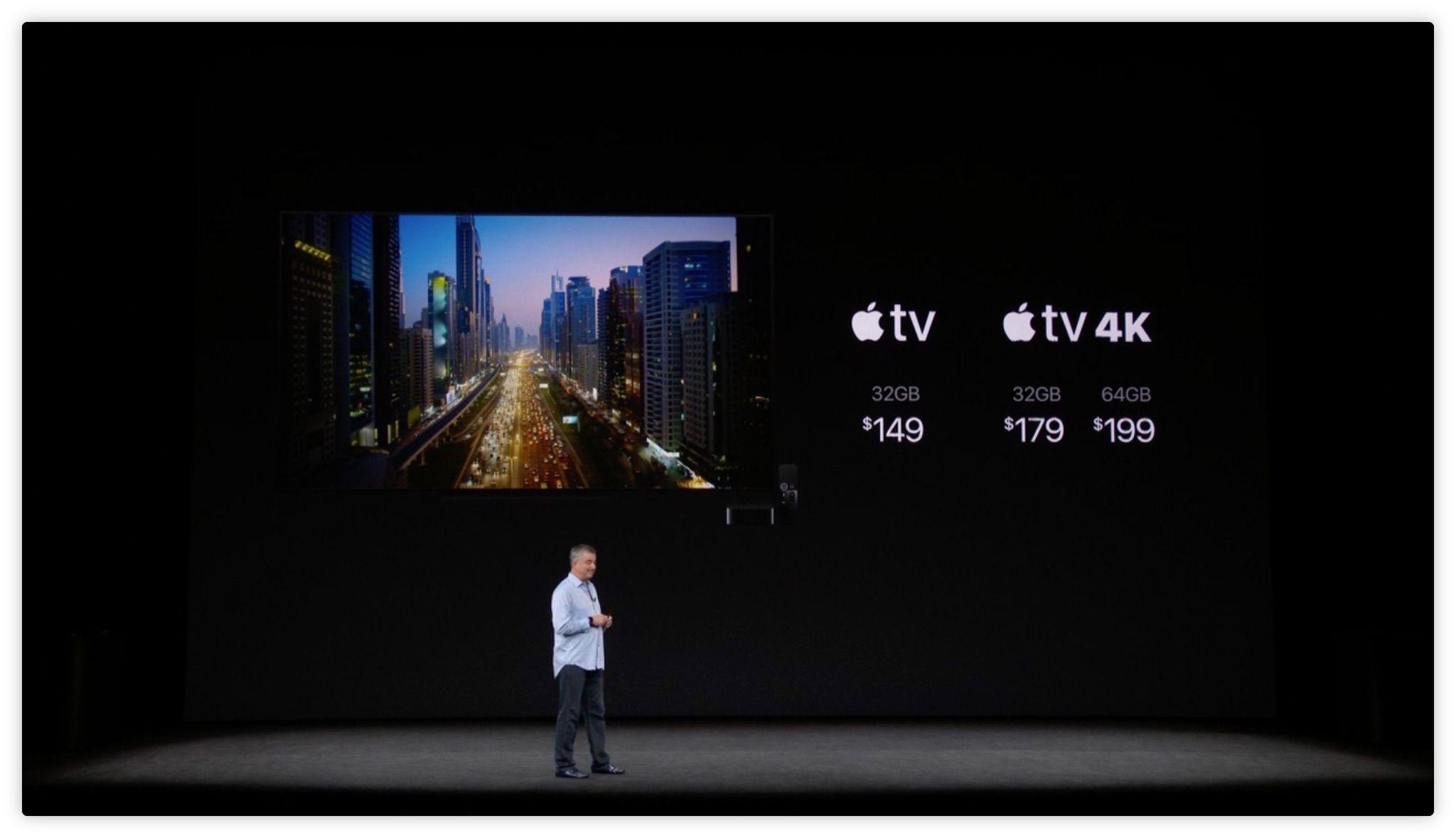 Precio deApple TV 4K