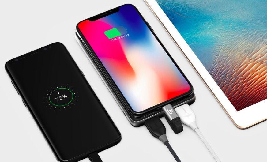 bateria externa iphone barata