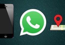 localizacion tiempo real whatsapp ios