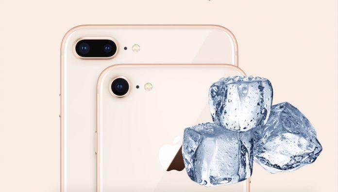 reiniciar iphone 8 a la fuerza
