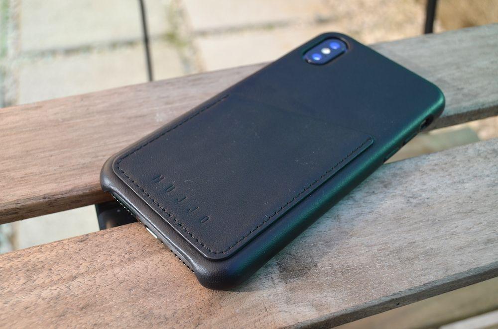 analisis carcasa mujjo iphone x