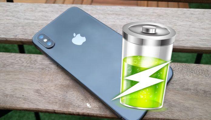 duracion bateria iphone x