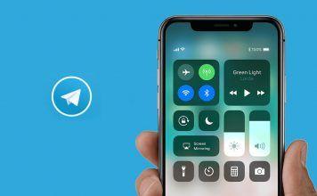 telegram iphone x