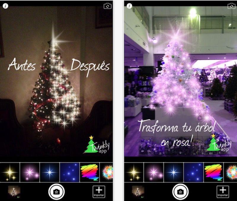 app felicitacion navidad