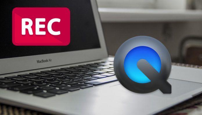 grabar la pantalla del Mac