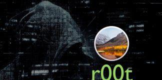 cambiar password root mac