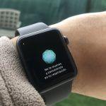 respirar apple watch