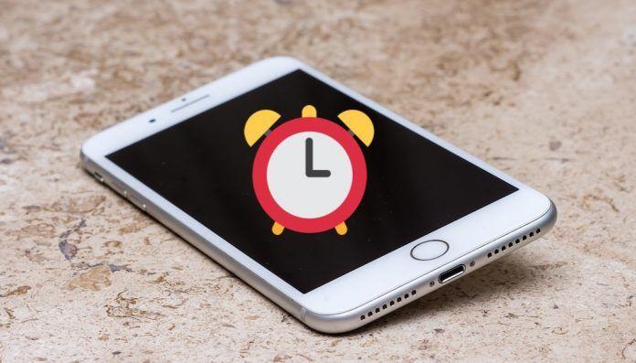 cambiar sonido alarma iphone