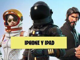 descargar fortnite iphone ipad