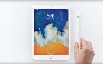 ipad 2018 apple pencil
