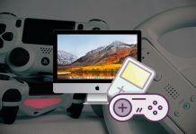 emuladores de consolas para Mac