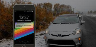 desactivar no molestar al conducir en iphone