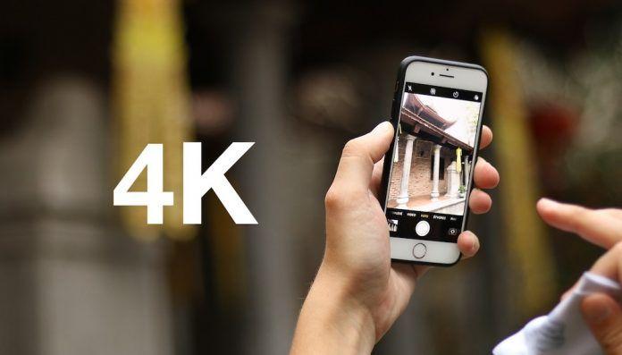 grabrar video iphone