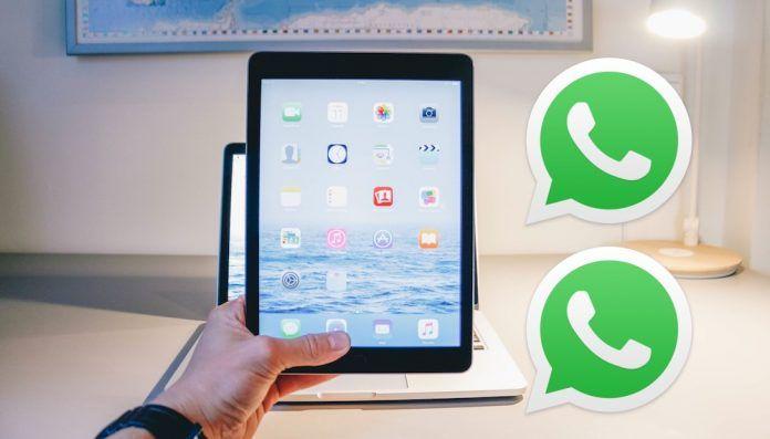 tener dos whatsapp en ipad