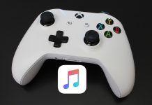 usar Apple Music en Xbox
