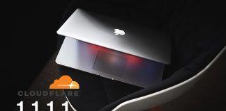 usar dns de cloudflare en mac