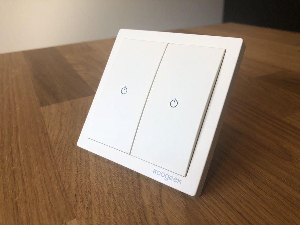 Koogeek Smart Switch frontal