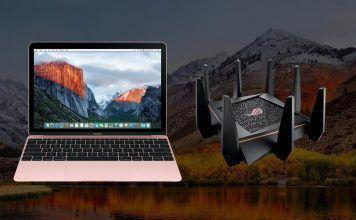 mejores routers para mac