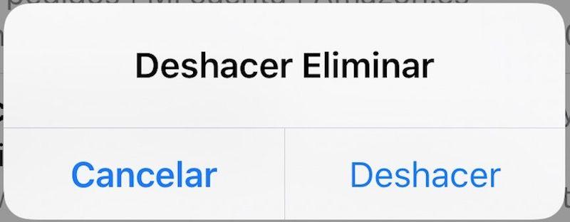 recuperar correo borrado iphone