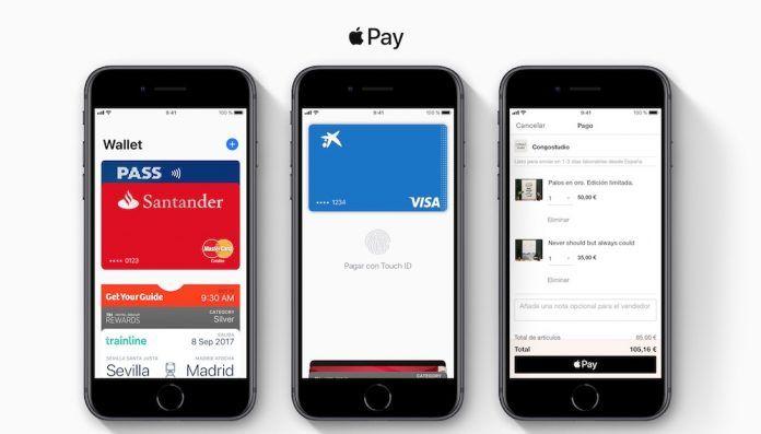 tarjeta predeterminada apple pay