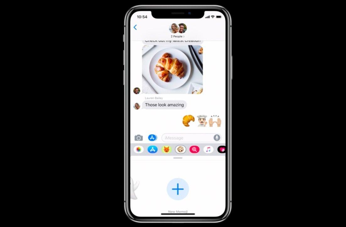 como crear un memoji en iphone