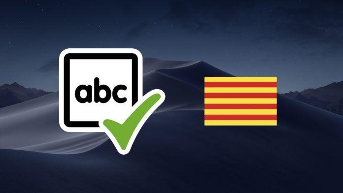 corrector catalan mac