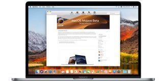 descargar la beta pública de macOS 10.14 Mojave