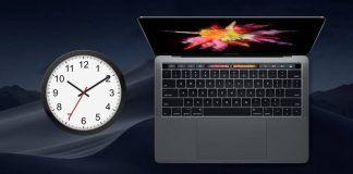 configurar programador horario mac