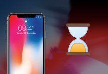 tiempo de uso en iphone y ipad