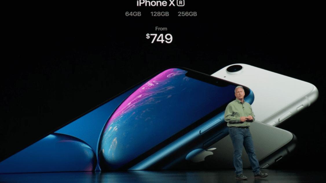 Fecha de lanzamiento en España y precio del iPhone Xr