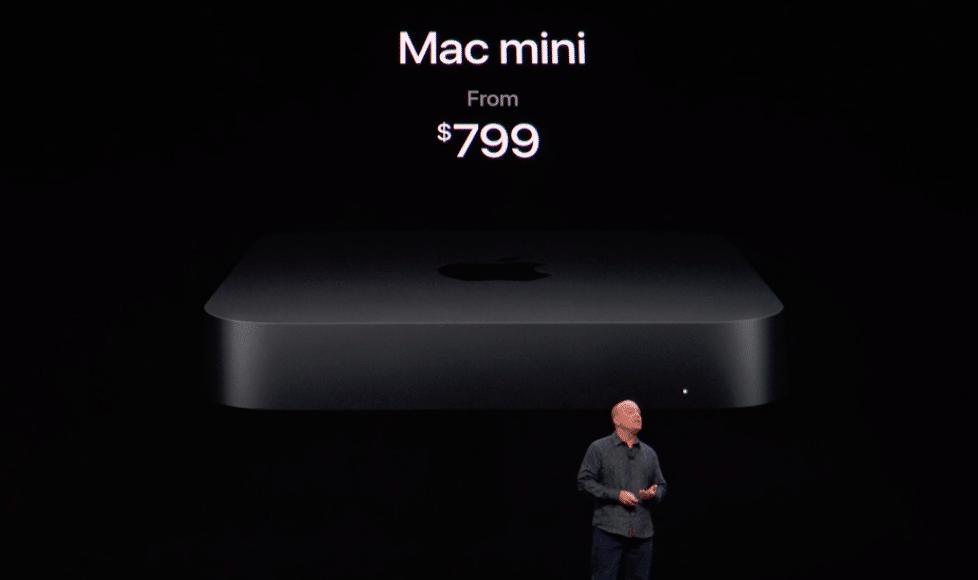 Nuevo Mac Mini 2018