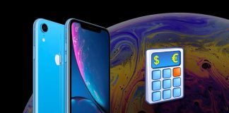 convertir divisas en iphone