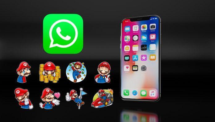 stickers whatsapp para iphone