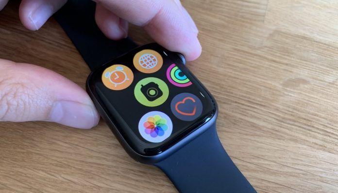 usar Walkie-Talkie en Apple Watch