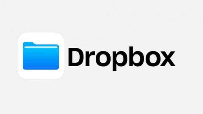 abrir Dropbox en Archivos de iOS