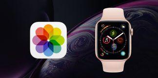 agregar fotos apple watch