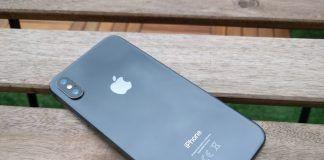 analisis iphone x detras