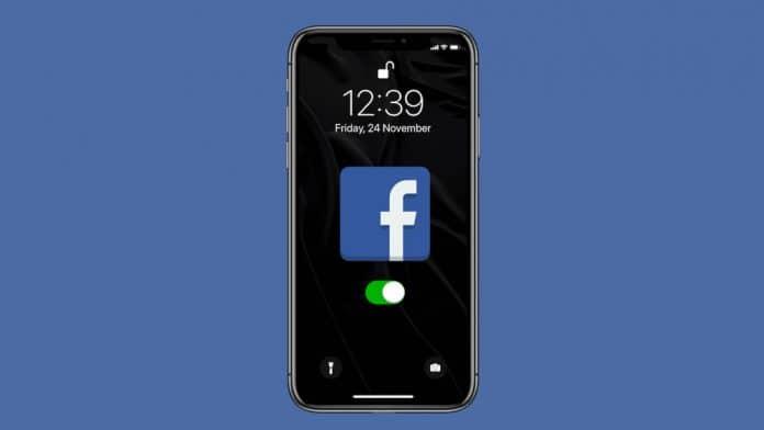 desactivar cuenta facebook desde iphone