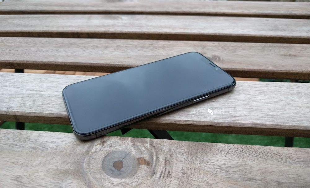 iphone x gris arriba