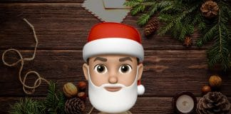 animoji navidad