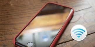 cambiar la contrasena de Compartir Internet en iPhone