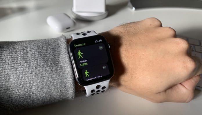 desactivar detección de entrenos en Apple Watch